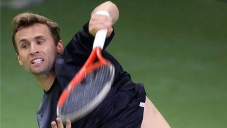 Die polnische Froburg-Verstärkung Adam Chadaj besiegte den Schweizer Davis-Cup-Spieler Michael Lammer mit 7:6 und 7:5.