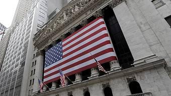 Aussicht von New Yorker Börse