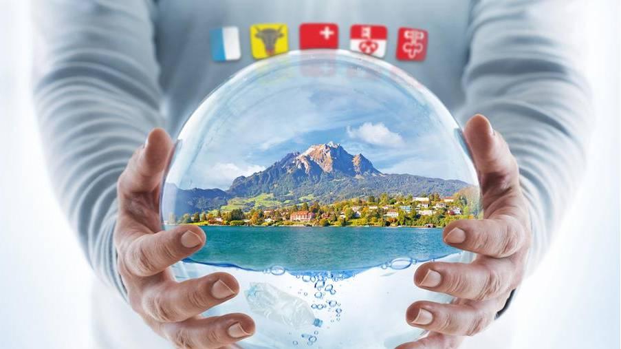 Bundesrätin Keller-Suter zu Besuch in Luzern