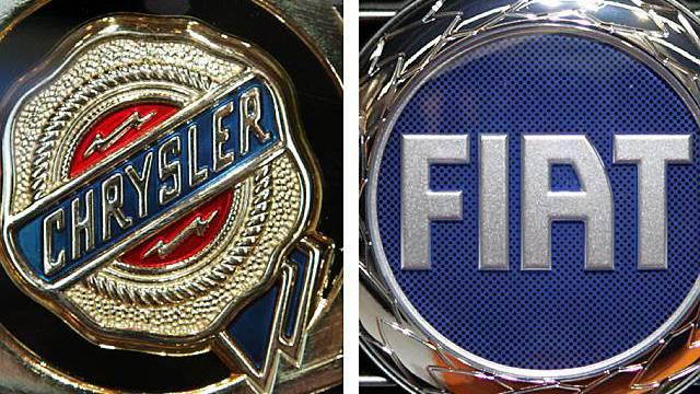 Fiat und Chrysler besiegeln Allianz