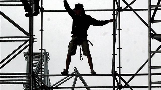 Auf Basler Baustellen wurden fünf Schwarzarbeiter entdeckt. (Symbolbild)