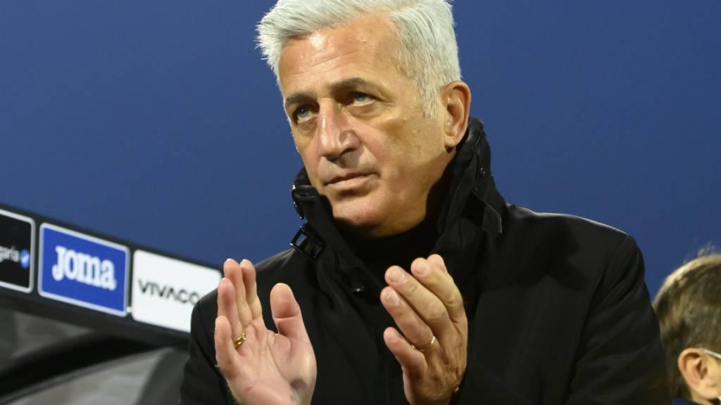 Vladimir Petkovic fordert einen Lernprozess, nachdem die Schweiz gegen Bulgarien nach einem starken Start abgebaut hat