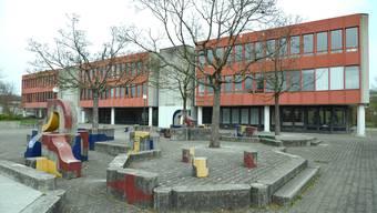 Die Sekundarschule Känelmatt in Therwil - hier nahm die Händedruck-Debatte ihren Anfang.