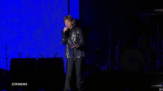 Rolling Stones:  war's das letzte Konzert in der Schweiz?