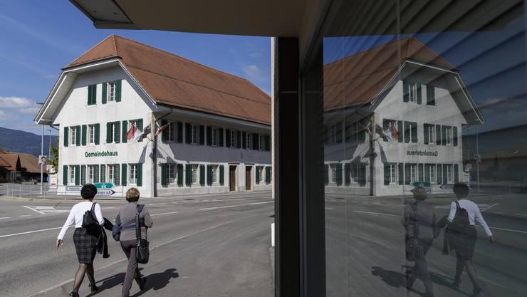Deitingen erhält ein neues Bausekretariat.