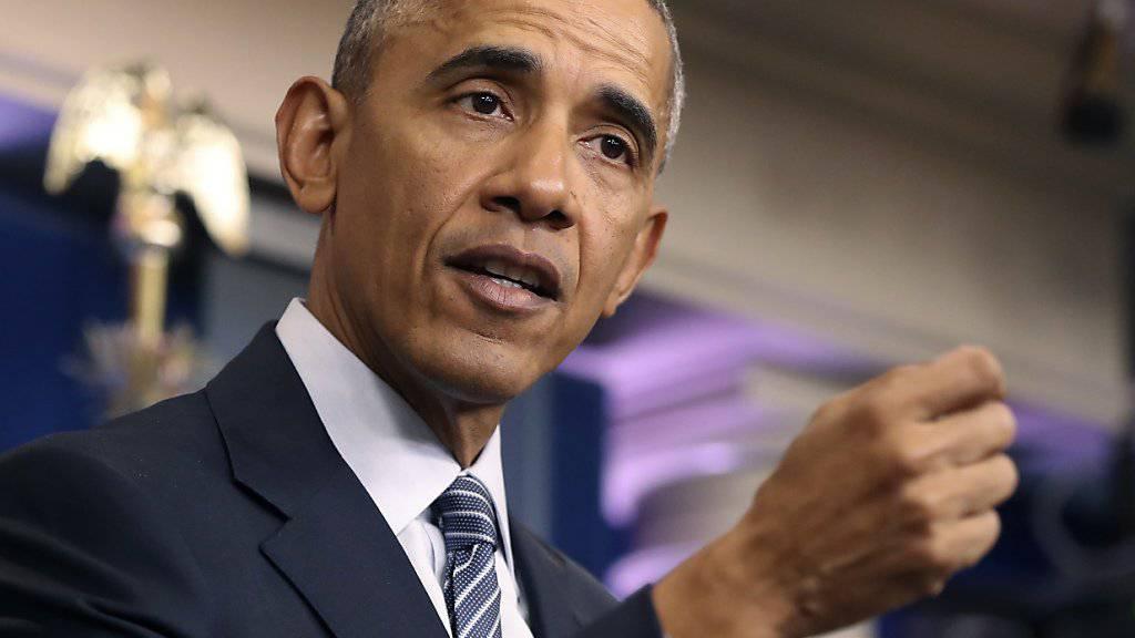 US-Präsident Obama ist zuversichtlich, dass es keine Abschwächung in den Beziehungen innerhalb der NATO geben wird.