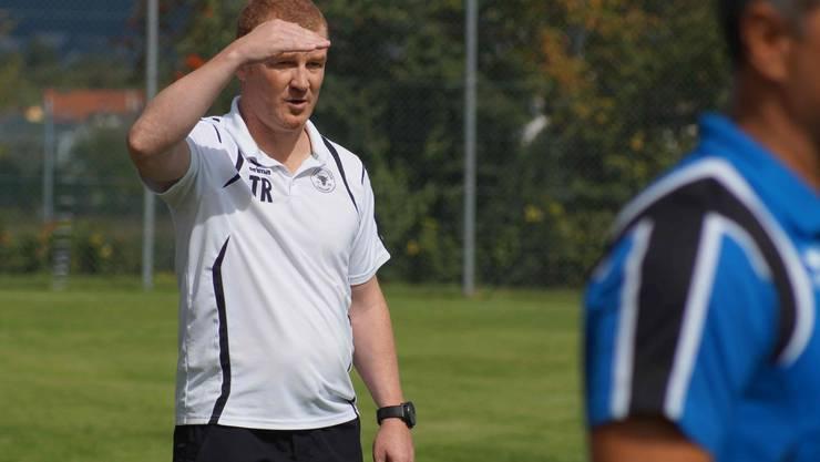 FCU-Coach André Wiederkehr hat wenig vielversprechende Aktionen seines Team gesehen