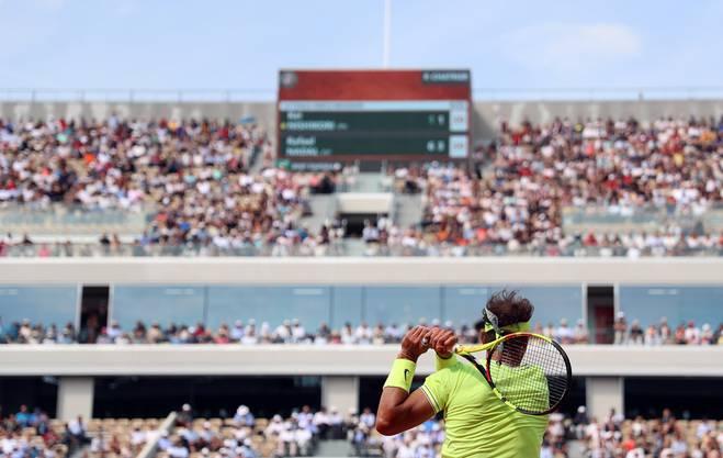 Rafael Nadal: Alter: 33.