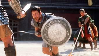 Russel Crowe in «Gladiator»