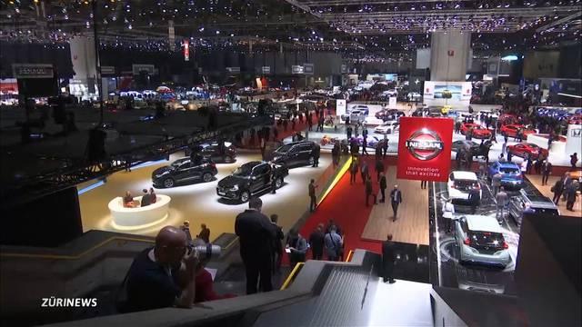 Autosalon Genf öffnet seine Türen zum 88. Mal