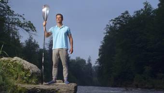 Der Solothurner Mike Kurt hat mit der Crowdfunding-Plattform für den Schweizer Sport grossen Erfolg