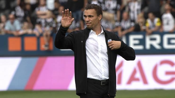 Valérien Ismael ist der neue Trainer von LASK Linz.