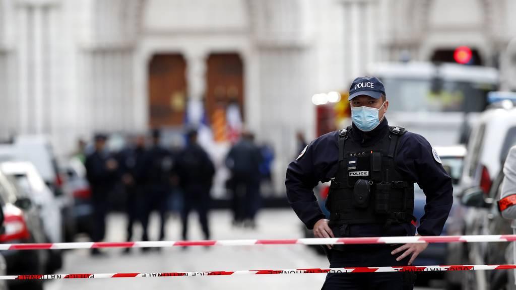 Nach tödlichem Messerangriff von Nizza: 47-Jähriger Mann festgenommen