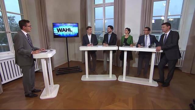 Wahltalk: Parteipräsidenten