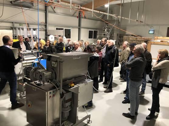 Besuch in der Solomania GmbH