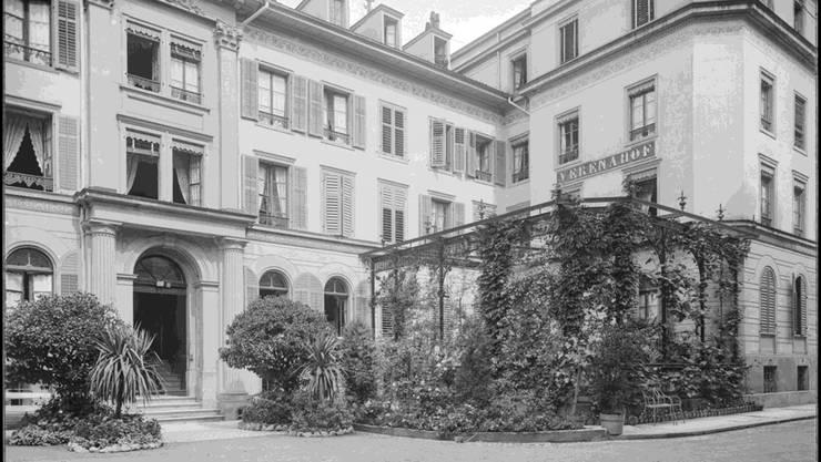 ZVG/ Stadtarchiv Baden / Fotohaus Zipser / Q.12.1.3582
