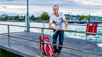 Der beste Schweizer Squash-Profi von Vitis Schlieren erinnert sich an sein Spiel des Lebens.