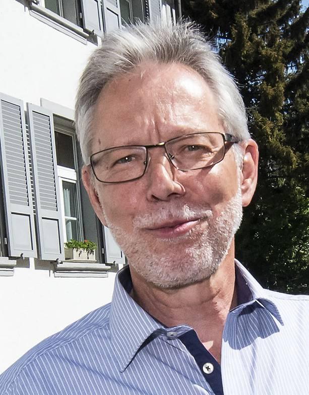 Peter Riebli, Gemeindepräsident Buckten und Landrat SVP/BL
