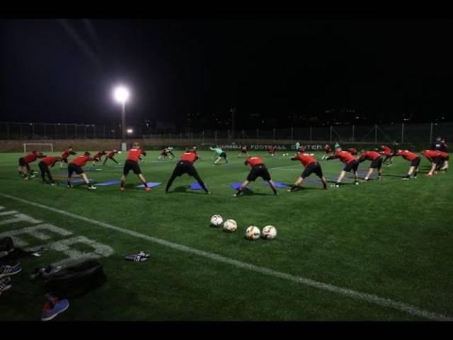 FCA in Estepona || Tag 01 || Ajeti & Gouweleeuw