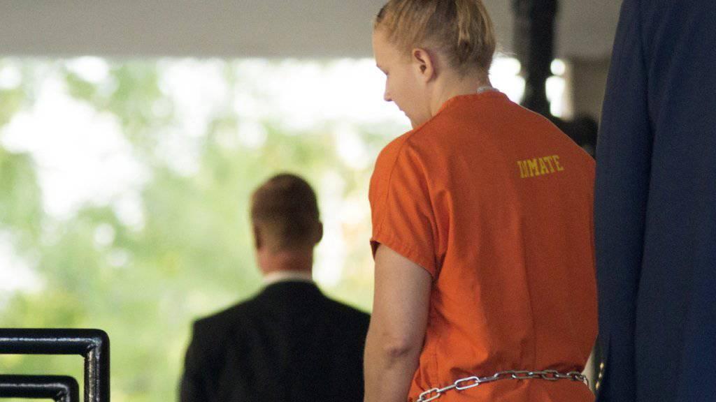 NSA-Leaks: Haftstrafe für US-Bürgerin