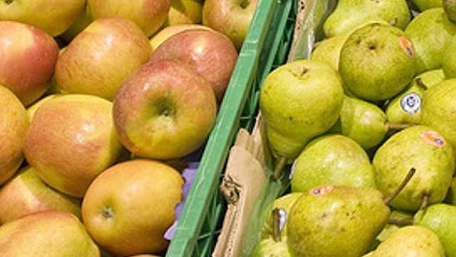 Mängel bei Herkunftsangabe von Obst