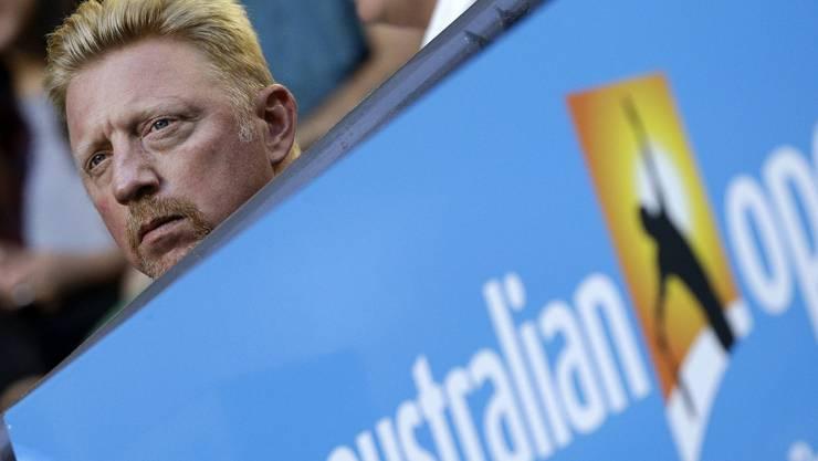 Boris Becker: Den Sport wieder im Visier.