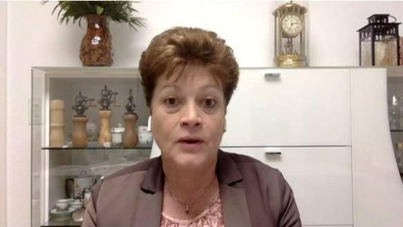 Sind es Pfeffermühlen, die die Zürcher Bildungsdirektorin Silvia Steiner sammelt? Man weiss es nicht.