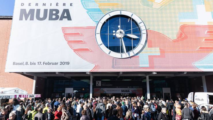 Dass die Branche im Wandel begriffen ist, zeigt auch der Umstand, dass die Mustermesse Basel (Muba) letztes Jahr ihre Tore schloss.