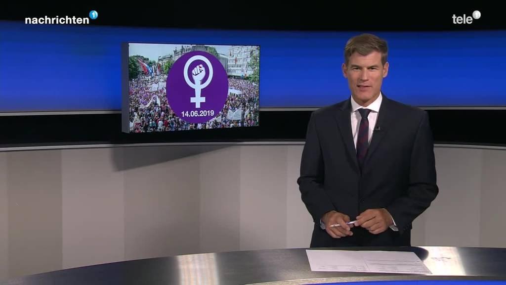 Frauenstreik Social Media