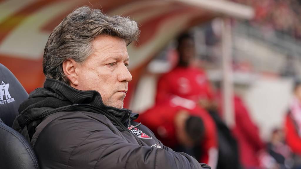 Bei Ingolstadt wurde Jeff Saibene im März 2020 freigestellt.