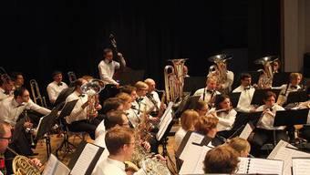 Anspruchsvolle Blasmusik: Die Stadtmusik Bremgarten zeigt ein gelungenes Konzert.