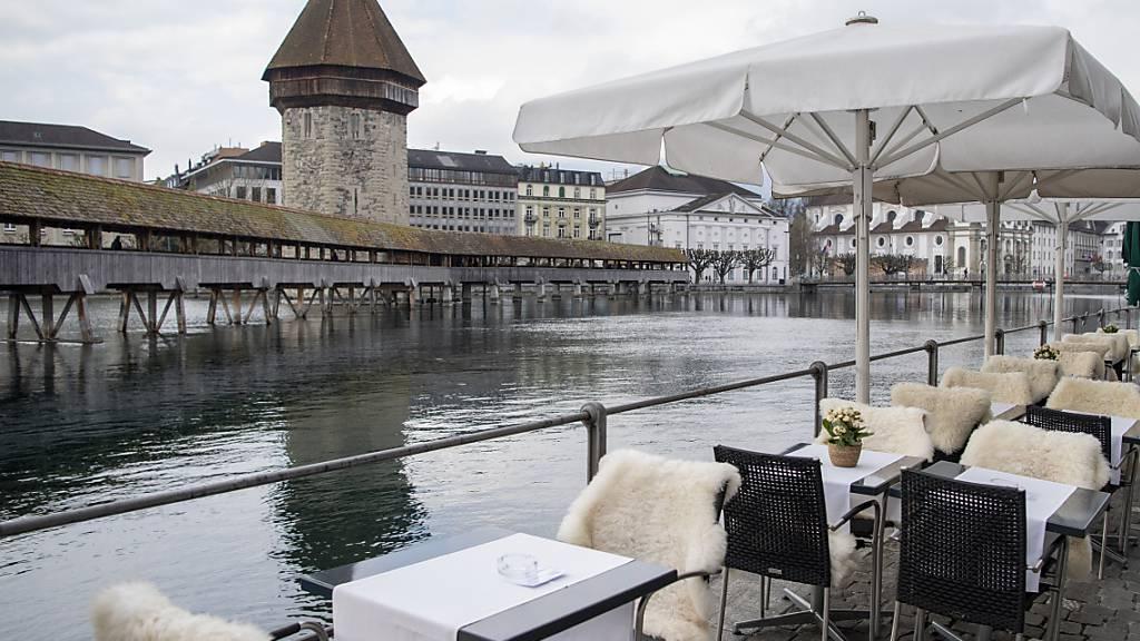 Luzern passt Härtefall-Regel an: Um kleine Firmen nicht zu benachteiligen