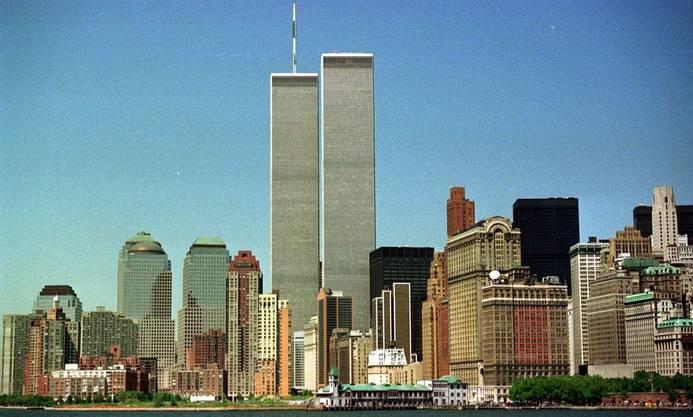Die Südspitze von Manhattan 1993