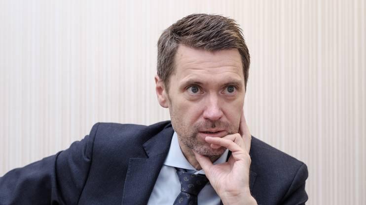 Avenir-Suisse-Direktor Peter Grünenfelder, Ex-Staatschreiber im Aargau, provoziert die Zürcher