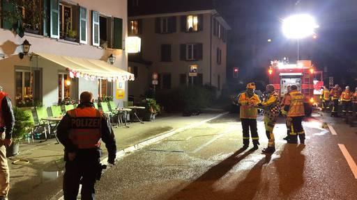 41-jähriger Mann bei Brand schwer verletzt