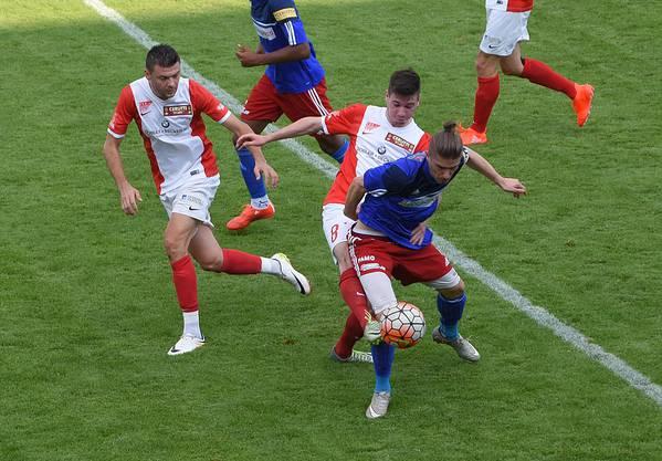 FCS-Sursee 1-0, Hunziker Hannes