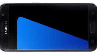 Schöne Kurven: Das neue Samsung Handy ist etwas runder geworden.