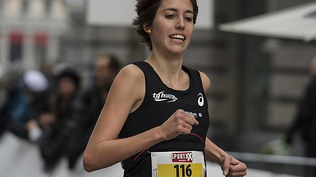 Fabienne Schlumpf verpasste in Bulle Podest bloss um fünf Sekunden