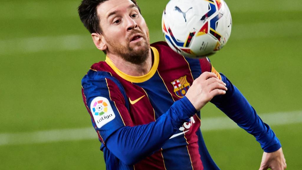 Mit Messi schiesst Barcelona nach der Pause vier Tore