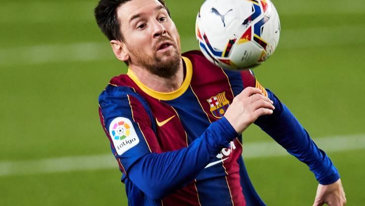 Mit Lionel Messi lief es Barcelona: 5:2 gegen Betis Sevilla dank vier Treffern nach der Pause