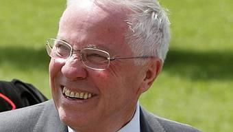 Alt-Bundesrat Christoph Blocher (Archiv)