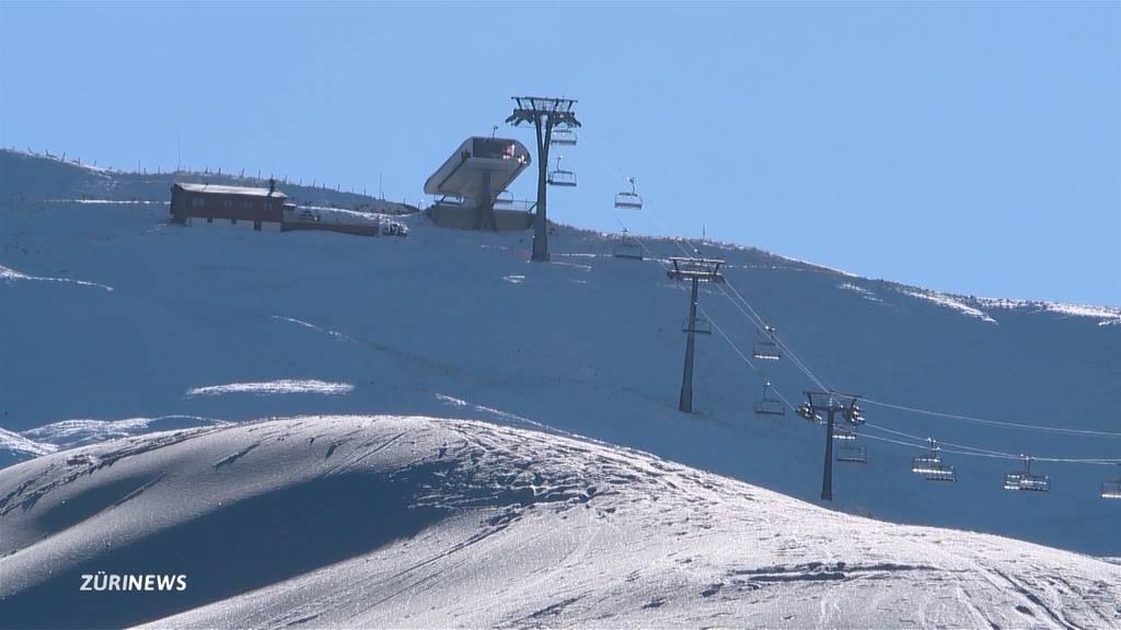 Skifahren trotz Pandemie: Schweizer Pisten bleiben geöffnet