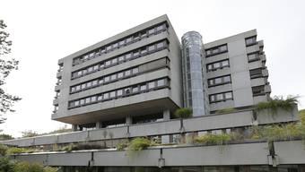 Das Gebäude der Psychiatrie Baselland