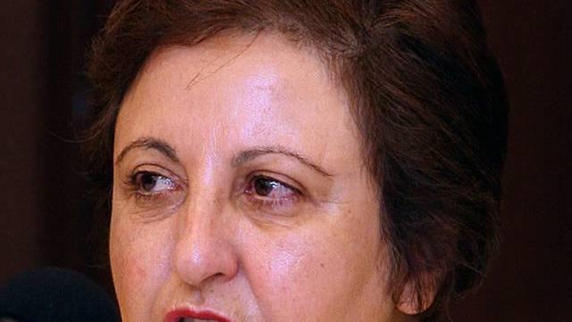 Nobelpreisträgerin Ebadi