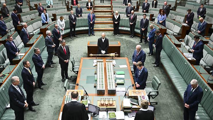 Australien hat aufgrund vermehrter Coronavirus-Fälle seine für Anfang August geplante Parlamentssitzung abgesagt und auf einen späteren Zeitpunkt verschoben. (Symbolbild)