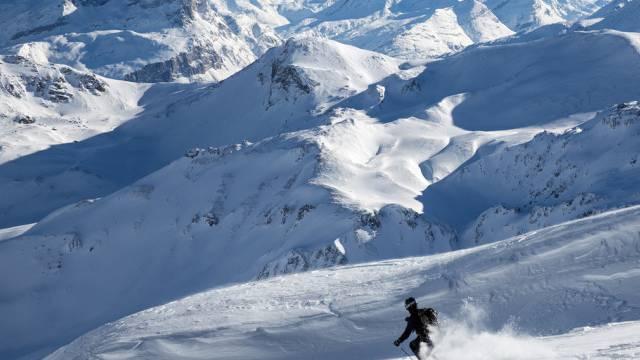 Vier Bergsteiger sind in Italien ums Leben gekommen (Symbolbild)