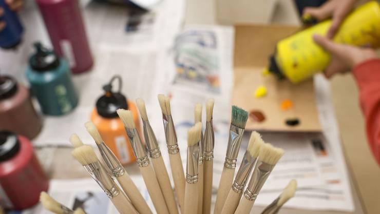 Die Schulreform Harmos führte zu einer Abwertung von Kunstfächern auf der Sekundarstufe.