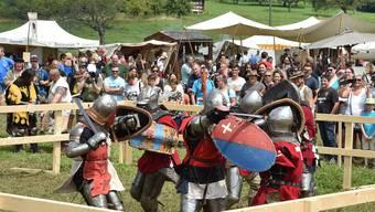 Die ersten internationalen Highland-Games in Hägendorf kamen bei den zahlreichen Besuchern gut an.