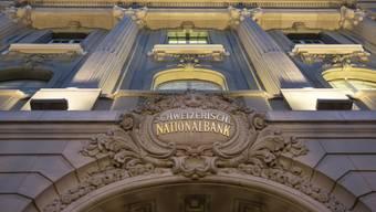 Schweizerische Nationalbank in Bern (Archiv)