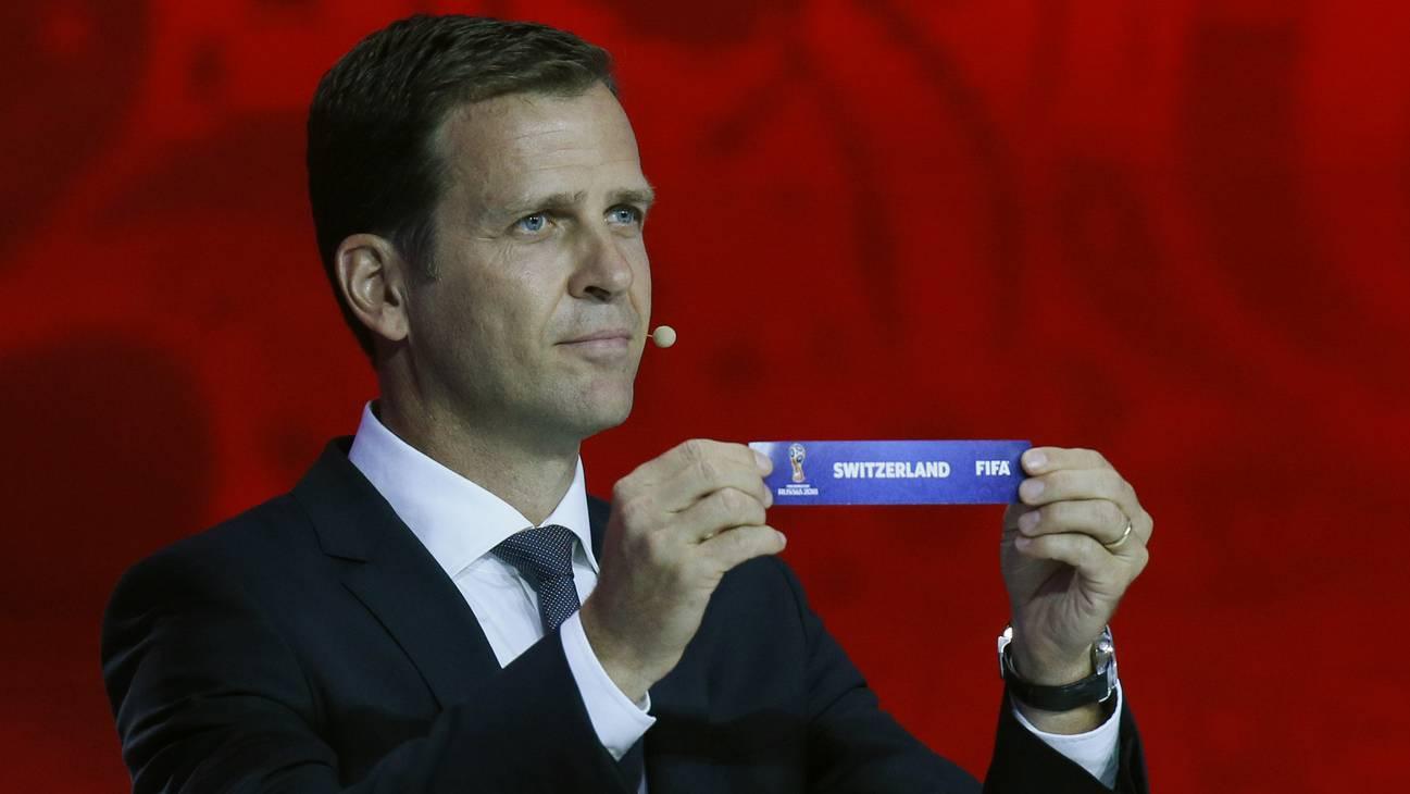 Auslosung WM-Qualifikation Schweiz Portugal